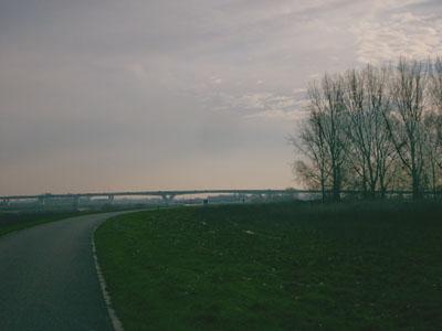 Arnhem - Andrej Sacharov bridge