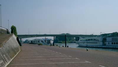 Arnhem - Nelson Mandela bridge