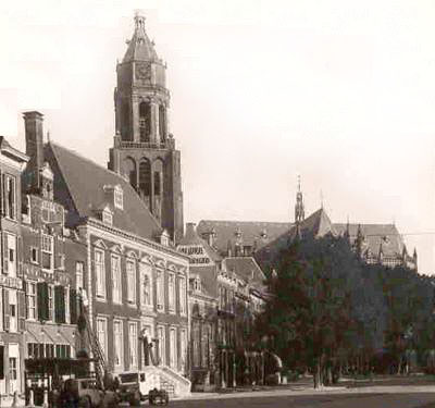 Eusebius Church before World War II