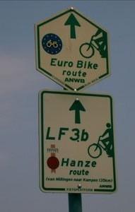 Hanzeroute LF3