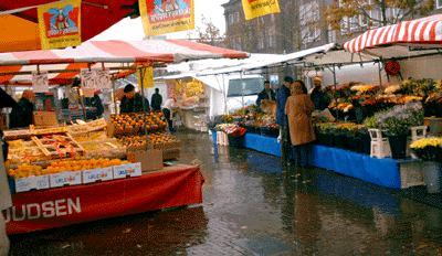 Arnhem - Open-air Market