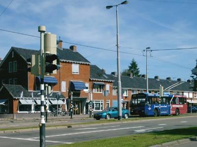 Arnhem - Trolleystad - Hotel Zuid
