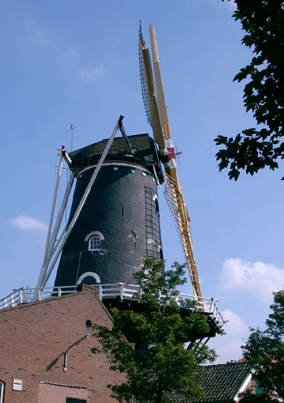 Arnhem - windmill