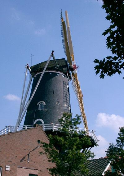 Arnhem - windmill